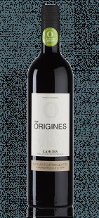 Aux Origines Vin rouge AOP Cahors sans sulfites ajoutés