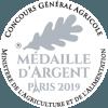 Concours Général Agricole 2019 médaille d'Argent