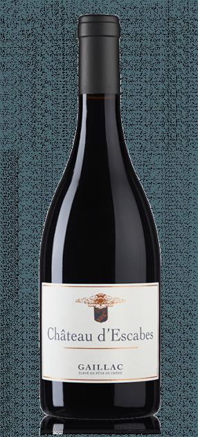 Château d'Escabe vin AOP Gaillac rouge