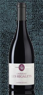 Château Les Rigalets vin rouge AOP Cahors