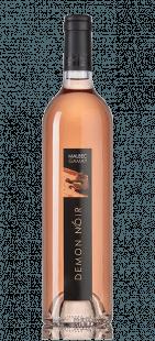 Démon Noir vin rosé