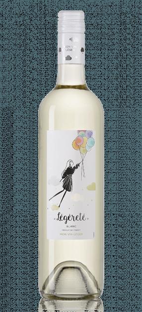 Légèreté vin blanc léger