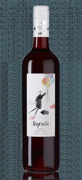 Légèreté vin léger rouge