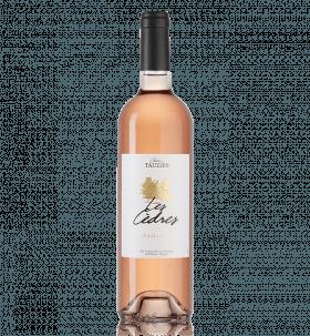 Les Cèdres du Château Tauziès vin rosé AOP Gaillac
