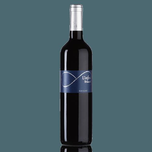 L'infini Braucol vin rouge 100% Braucol AOP Gaillac