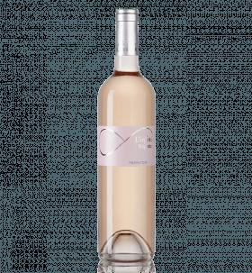 L'infini vin rosé 100% negrette AOP Fronton