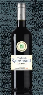 Raimbault Magistrale vin rouge bio
