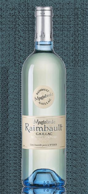 Raimbault vin blanc sec AOP Gaillac