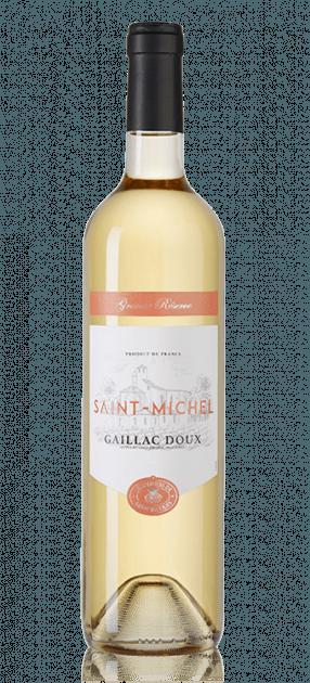 Vin blanc doux Saint Michel AOP Gaillac