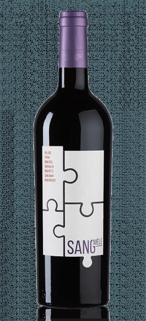 Sang-Mêlé vin rouge