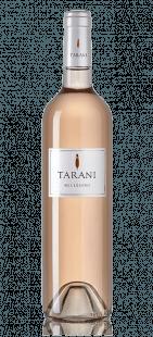 Tarani vin rosé IGP Comté Tolosan