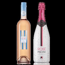 gamme Rosé Piscine