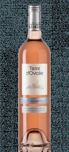 Terre d'Ovalie vin rosé Gaillac