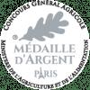 Médaille d'Argent Concours Général Agricole