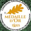 médaille d'or Concours Général Agricole