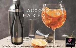 quel vin pour un spritz, Tarani Frizzante