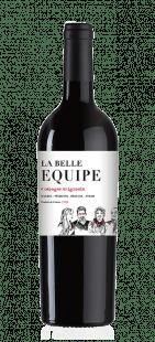 La belle équipe Vin de France rouge